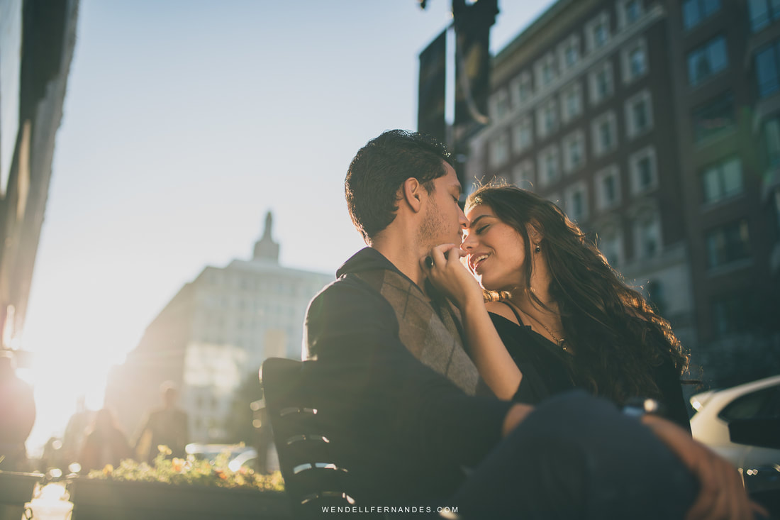 Engagement Photography in Boston, MA