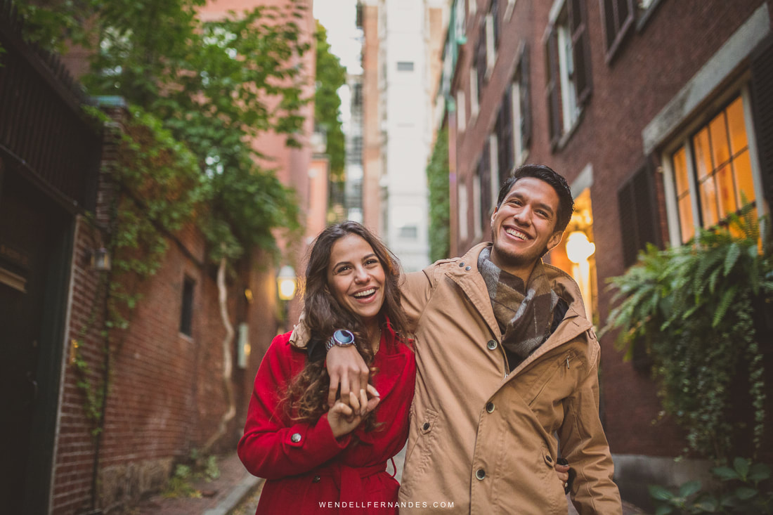 Wedding Photographer - Beacon Hill - Boston, MA